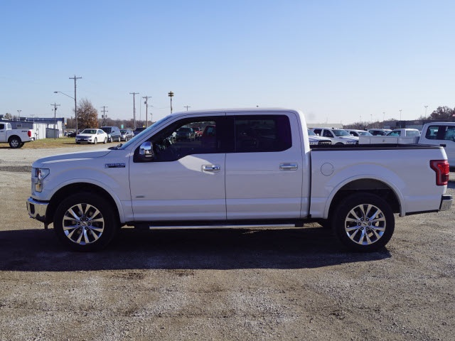 2016 F-150 SuperCrew Cab 4x4, Pickup #91053B - photo 6