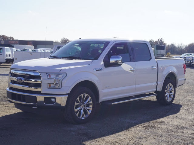 2016 F-150 SuperCrew Cab 4x4, Pickup #91053B - photo 7