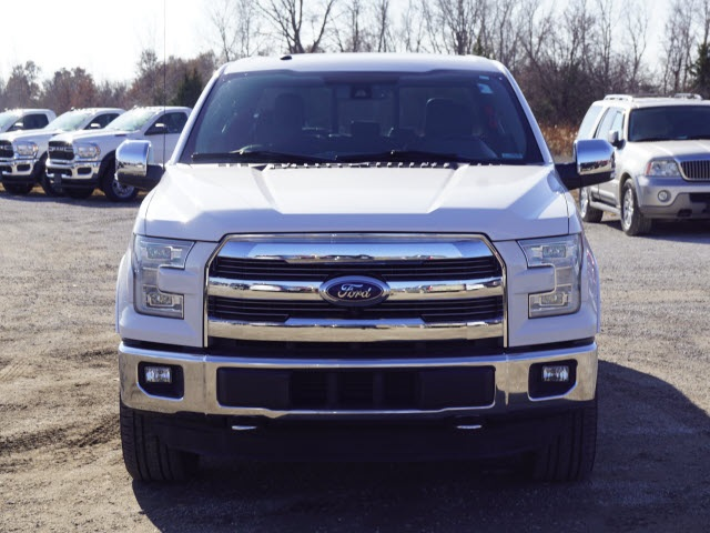 2016 F-150 SuperCrew Cab 4x4, Pickup #91053B - photo 8