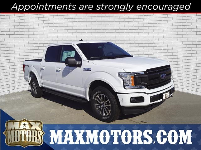 2019 F-150 SuperCrew Cab 4x4, Pickup #91083 - photo 1