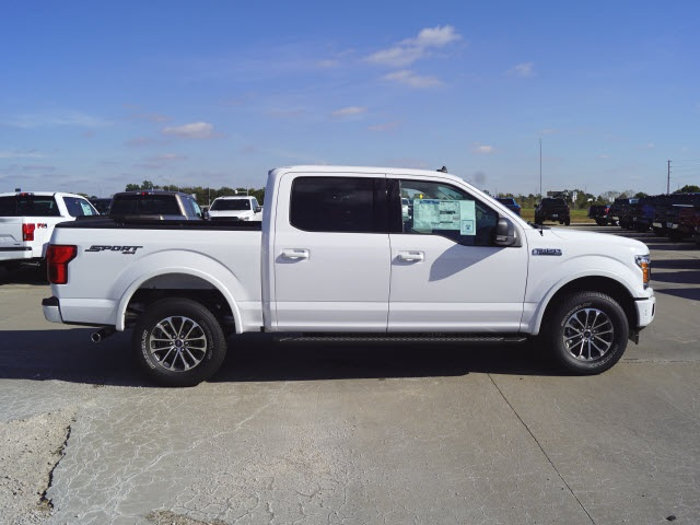 2019 F-150 SuperCrew Cab 4x4, Pickup #91083 - photo 3