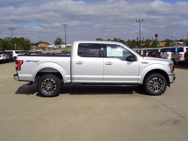 2019 F-150 SuperCrew Cab 4x4, Pickup #91091 - photo 3