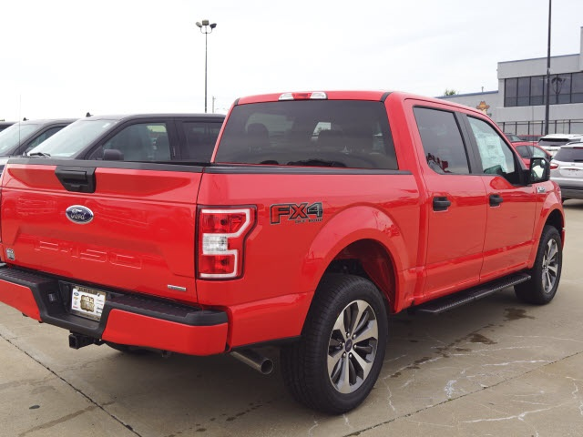2019 F-150 SuperCrew Cab 4x4,  Pickup #91096 - photo 2