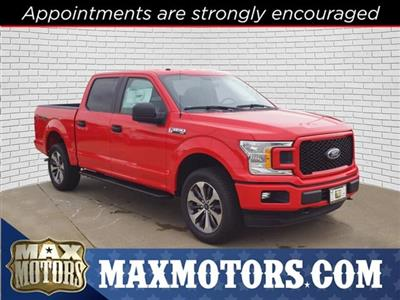 2019 F-150 SuperCrew Cab 4x4,  Pickup #91096 - photo 1