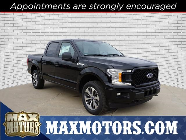 2019 F-150 SuperCrew Cab 4x4, Pickup #91105 - photo 1