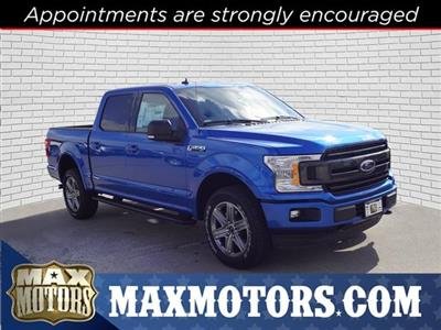 2019 F-150 SuperCrew Cab 4x4, Pickup #91108 - photo 1