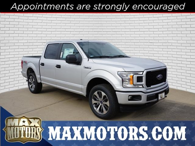 2019 F-150 SuperCrew Cab 4x4, Pickup #91136 - photo 1