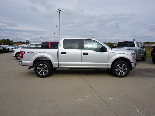 2019 F-150 SuperCrew Cab 4x4, Pickup #91136 - photo 3