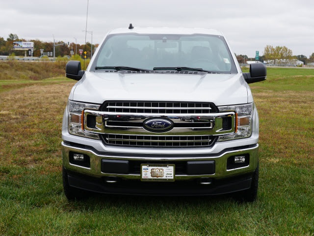 2019 F-150 SuperCrew Cab 4x4, Pickup #91137 - photo 4