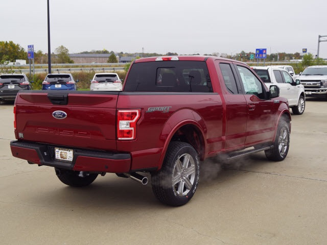 2019 F-150 Super Cab 4x4, Pickup #91142 - photo 2