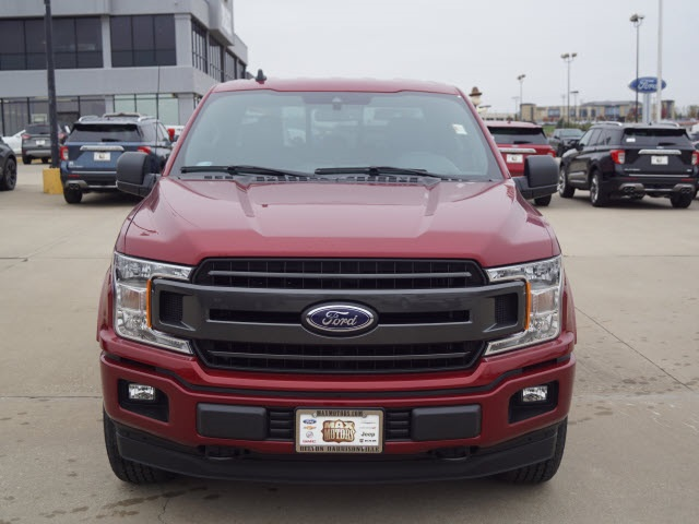 2019 F-150 Super Cab 4x4, Pickup #91142 - photo 4