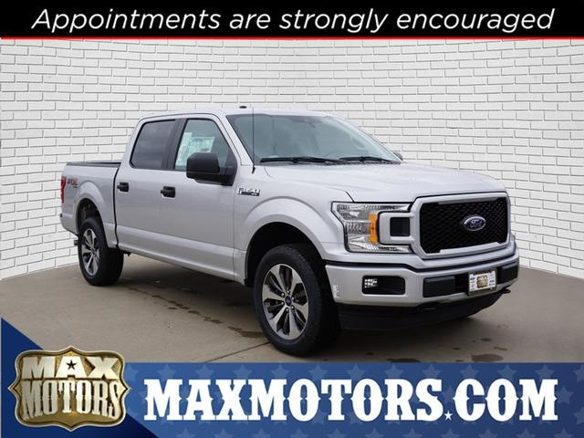 2019 F-150 SuperCrew Cab 4x4, Pickup #91143 - photo 1