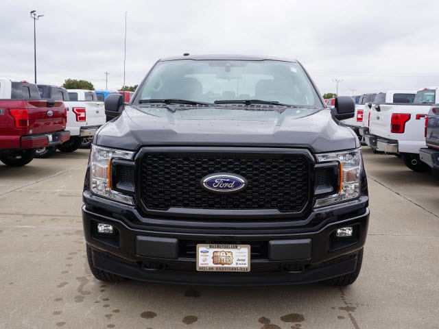 2019 F-150 SuperCrew Cab 4x4, Pickup #91153 - photo 4