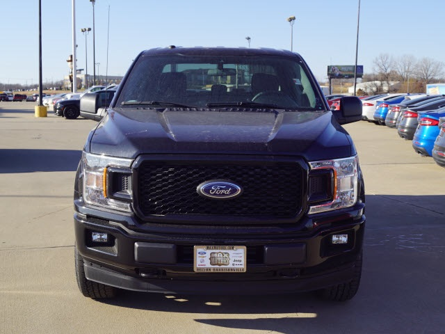 2019 F-150 SuperCrew Cab 4x4, Pickup #91156 - photo 4