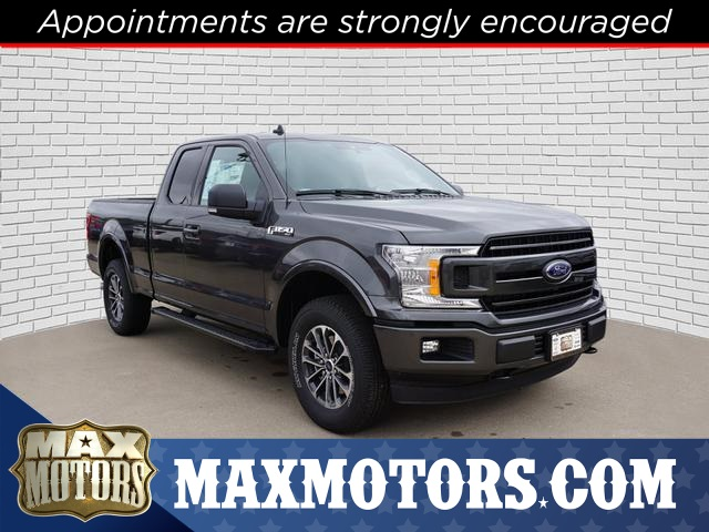 2019 F-150 Super Cab 4x4,  Pickup #91157 - photo 1