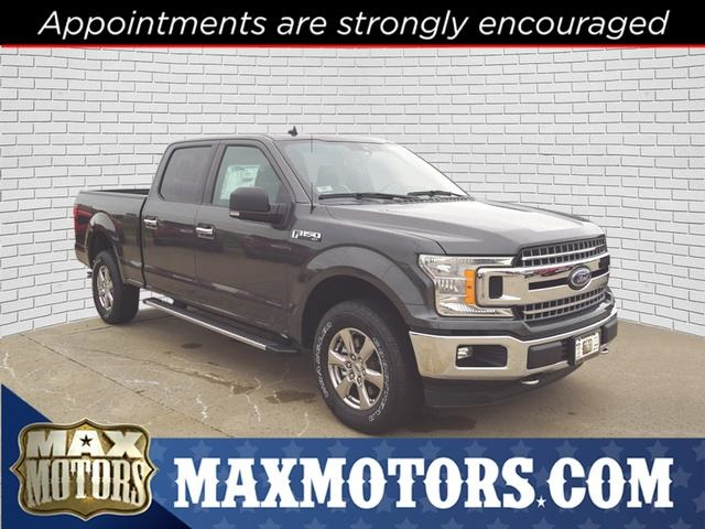 2019 F-150 SuperCrew Cab 4x4, Pickup #91160 - photo 1