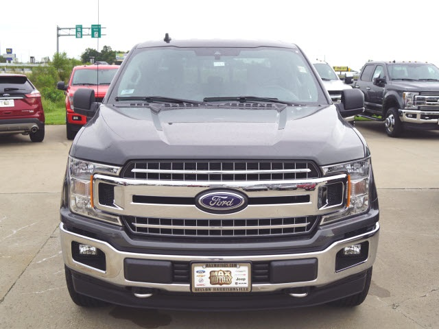 2019 F-150 SuperCrew Cab 4x4, Pickup #91160 - photo 4