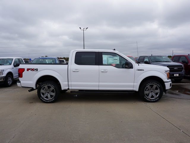 2019 F-150 SuperCrew Cab 4x4, Pickup #91168 - photo 3