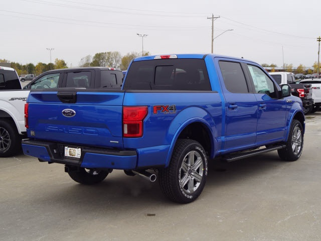 2019 F-150 SuperCrew Cab 4x4, Pickup #91175 - photo 2