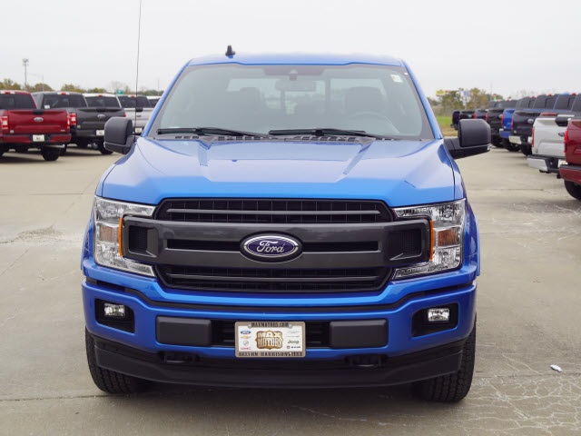 2019 F-150 SuperCrew Cab 4x4, Pickup #91175 - photo 4