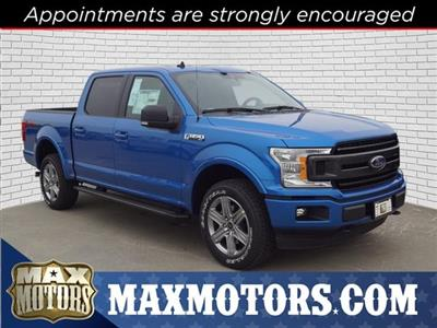 2019 F-150 SuperCrew Cab 4x4, Pickup #91175 - photo 1