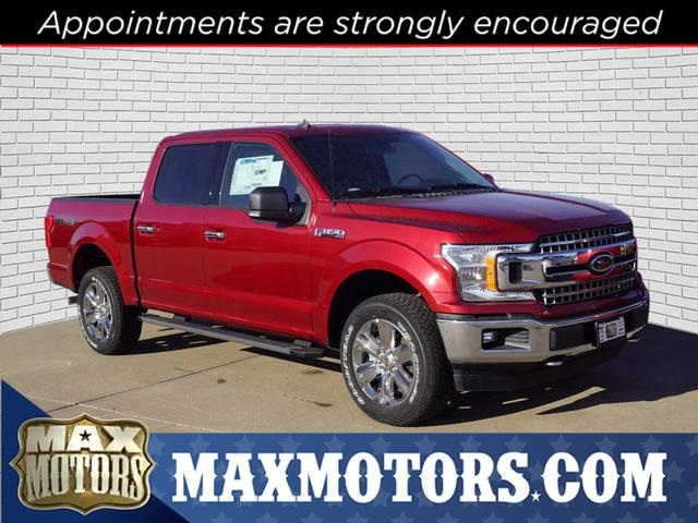 2019 F-150 SuperCrew Cab 4x4, Pickup #91183 - photo 1