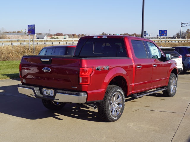 2019 F-150 SuperCrew Cab 4x4, Pickup #91183 - photo 2
