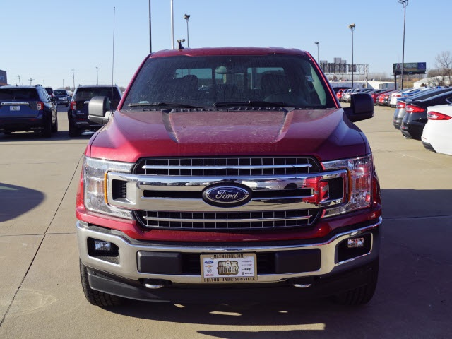 2019 F-150 SuperCrew Cab 4x4, Pickup #91183 - photo 4