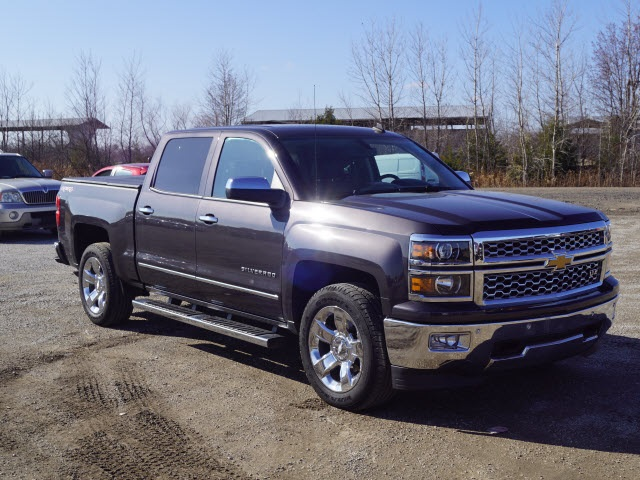 2014 Silverado 1500 Crew Cab 4x4, Pickup #91201B - photo 1