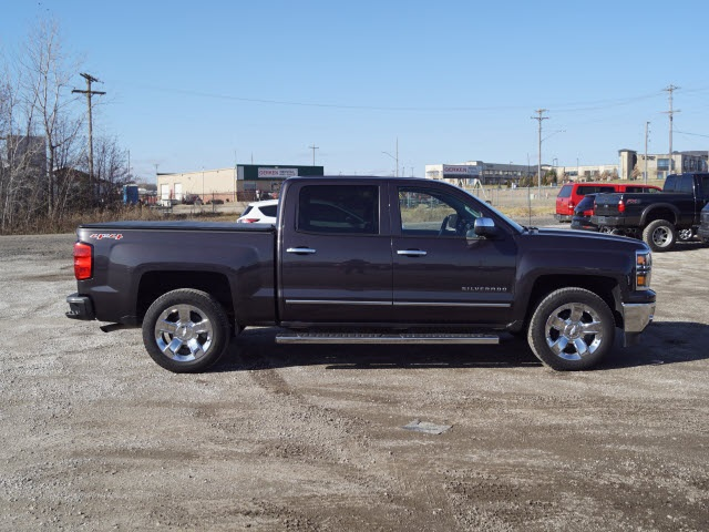 2014 Silverado 1500 Crew Cab 4x4, Pickup #91201B - photo 4