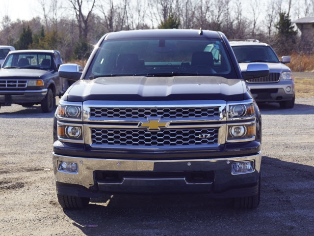2014 Silverado 1500 Crew Cab 4x4, Pickup #91201B - photo 5