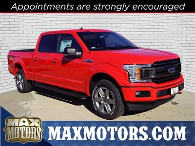 2019 F-150 SuperCrew Cab 4x4, Pickup #91221 - photo 1