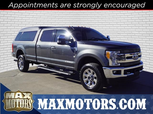 2017 F-350 Crew Cab 4x4, Pickup #91230A - photo 1