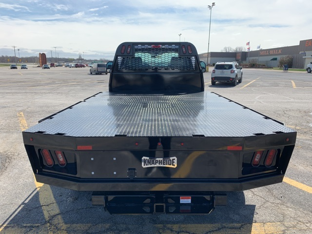 2019 F-350 Regular Cab DRW 4x4, Knapheide Platform Body #91256 - photo 1