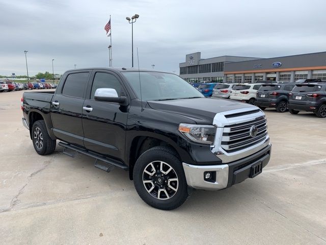 2018 Tundra Crew Cab 4x4, Pickup #91256A - photo 1