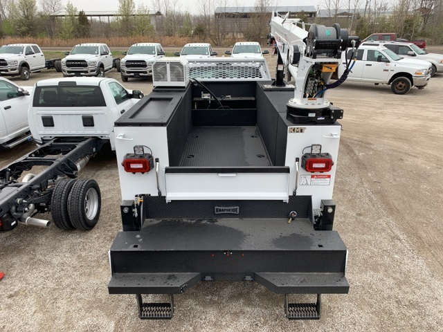 2019 Ford F-750 Super Cab DRW 4x2, Knapheide KMT2-11 #91263 - photo 11