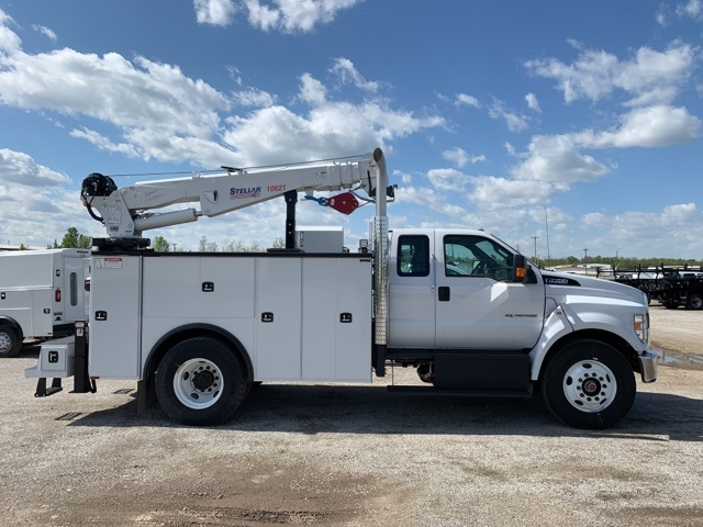 2019 Ford F-750 Super Cab DRW 4x2, Knapheide KMT2-11 #91263 - photo 4