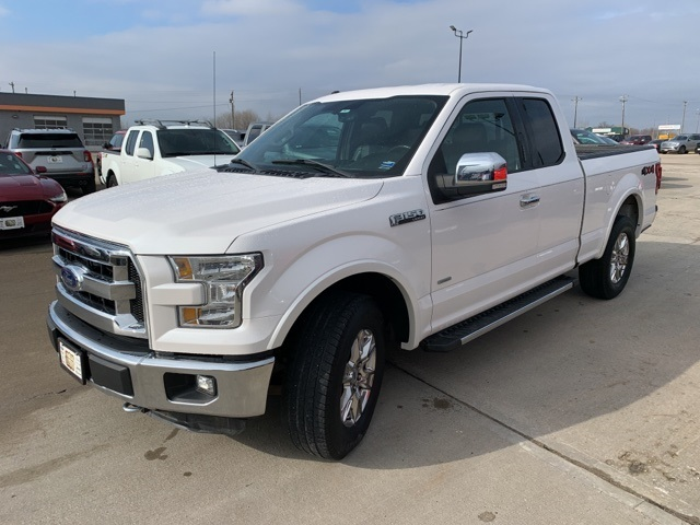 2015 F-150 Super Cab 4x4, Pickup #91373A - photo 4