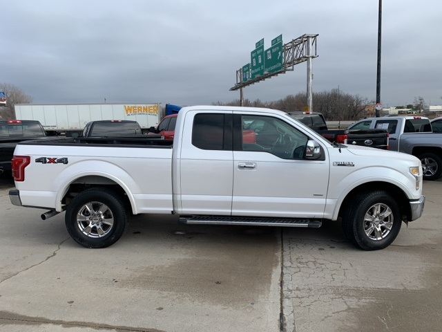 2015 F-150 Super Cab 4x4, Pickup #91373A - photo 8