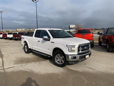 2015 F-150 Super Cab 4x4, Pickup #91373A - photo 1