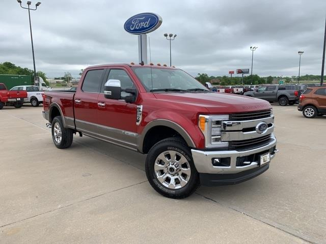 2019 F-250 Crew Cab 4x4, Pickup #91428A - photo 1
