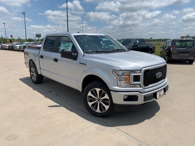 2019 Ford F-150 SuperCrew Cab 4x4, Pickup #91452 - photo 1