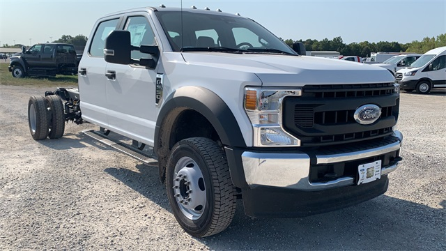 2020 Ford F-550 Crew Cab DRW 4x4, Cab Chassis #F201024 - photo 1