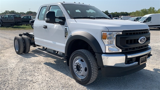 2020 Ford F-550 Super Cab DRW 4x4, Cab Chassis #F201051 - photo 1