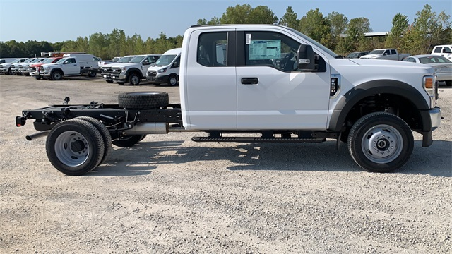 2020 Ford F-550 Super Cab DRW 4x4, Cab Chassis #F201051 - photo 11