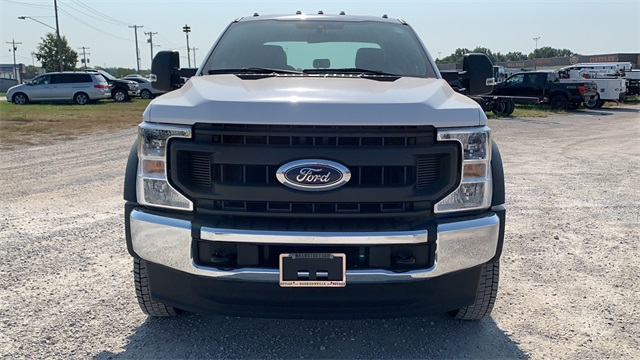 2020 Ford F-550 Super Cab DRW 4x4, Cab Chassis #F201051 - photo 3