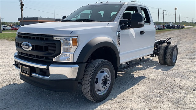 2020 Ford F-550 Super Cab DRW 4x4, Cab Chassis #F201051 - photo 4