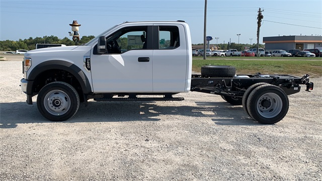 2020 Ford F-550 Super Cab DRW 4x4, Cab Chassis #F201051 - photo 5