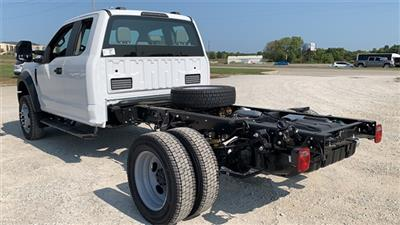 2020 Ford F-550 Super Cab DRW 4x4, Cab Chassis #F201051 - photo 8