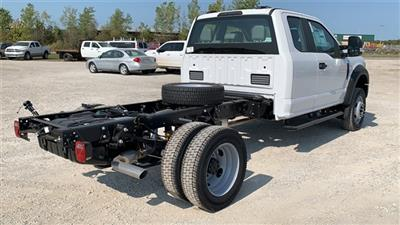 2020 Ford F-550 Super Cab DRW 4x4, Cab Chassis #F201051 - photo 2